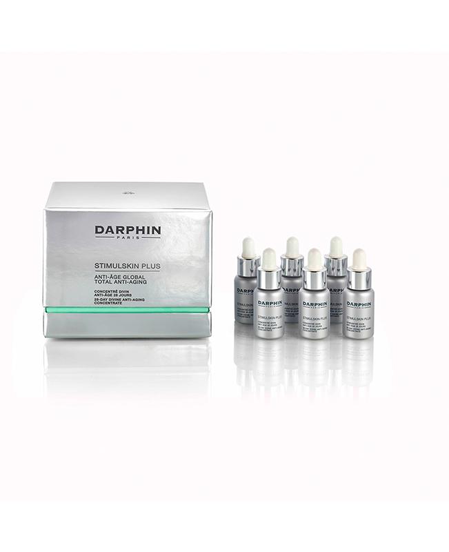 DARPHIN STIMULSKIN PLUS - Concentrato Anti-Età 28 giorni 5 ml