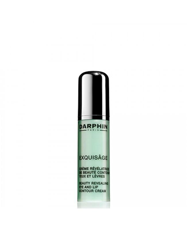 DARPHIN EXQUISÂGE - Crema Rivelatrice di Bellezza per Contorno Occhi e Labbra 15 ml