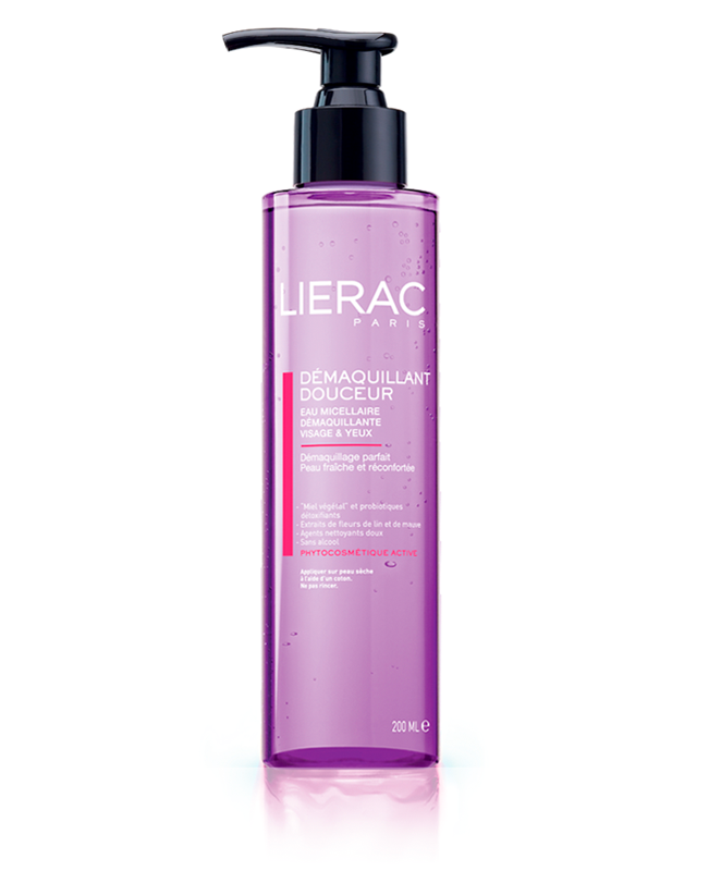 LIERAC Demaquillant Douceur 200 ml